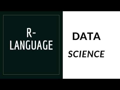 Data science R language