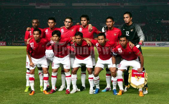 Inilah Jadwal Laga Timnas Indonesia di PraPiala Dunia 2014  Paling Seru