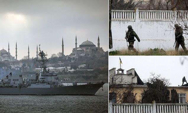 Escalation: Crimea