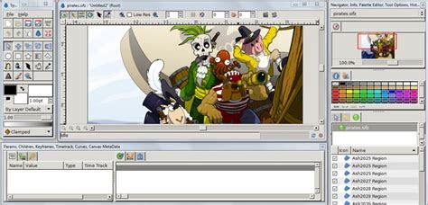 synfig   animation  cartoon software cartoon