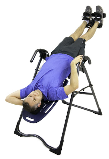 Inversion Table Ironman lxt850 inversion therapy table review. inversion table