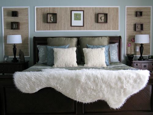 Shoshana Gosselin tropical bedroom