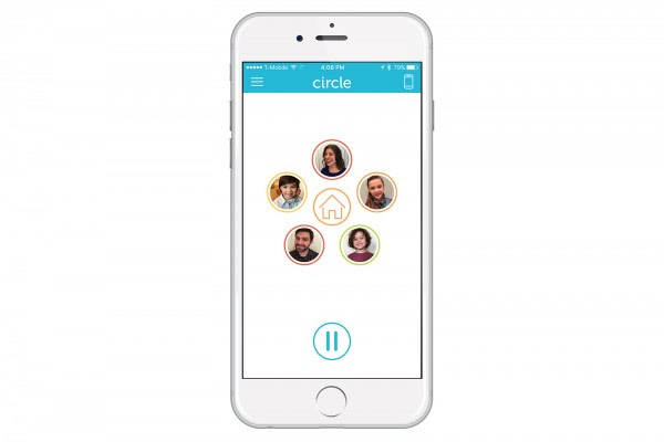 iOS Screen 1