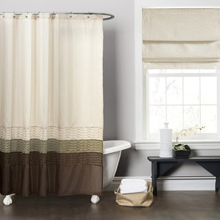 Green Shower Curtains   Overstock.com: Buy Shower Accessories Online