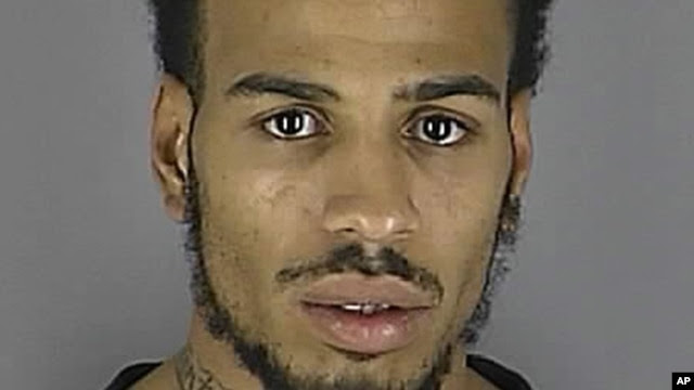Douglas McAuthur McCain appears in a 2008 photo provided by the Hennepin County, Minn., Sheriff's Office.