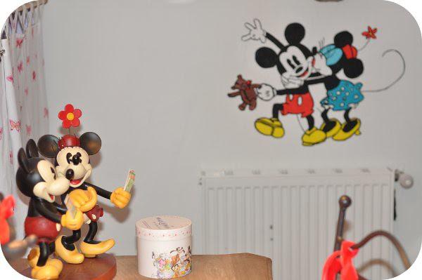 Peinture Minnie