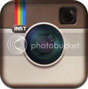 Instagram Icon - on blog