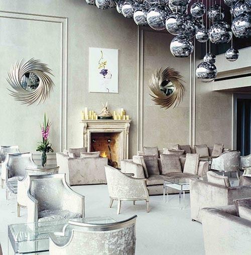 The Sophisticated Urban Interior Design of the 'g Hotel' - Minimalisti