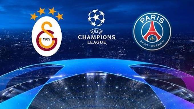 Galatasaray Paris Saint Germain maçı canlı izle