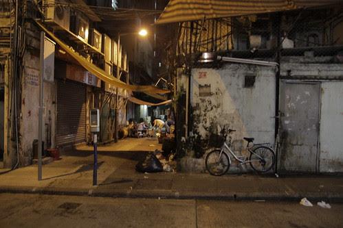 Temple Street at night 4