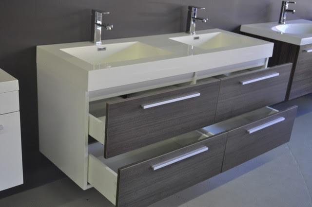 Alnoite Bathroom Vanity - modern - bathroom vanities and sink ...