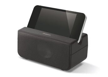 Boombero Wireless Speaker Black
