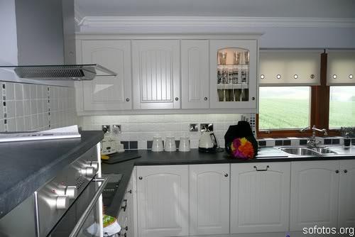Cozinhas planejadas de granito
