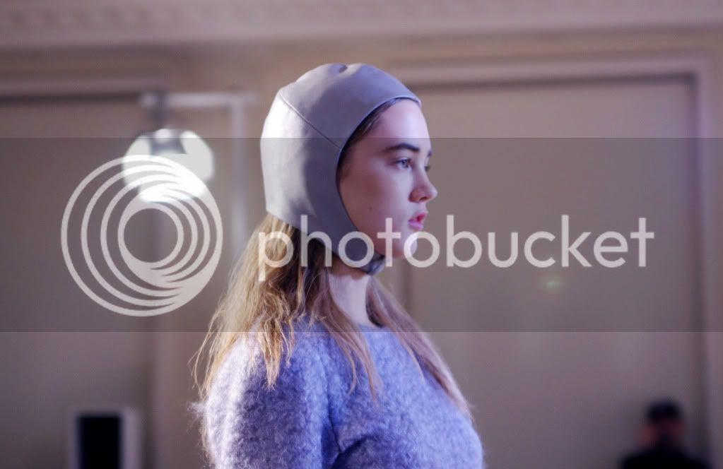 London Fashion Week 2012 A/W; LFW; Blog photos; Eudon Choi