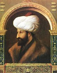 II.Mehmet</p><p>Fatih Sultan Mehmet