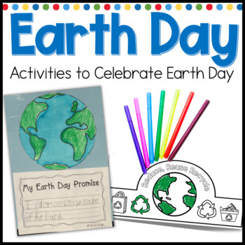 Earth Day, Free, kindergarten, recycle