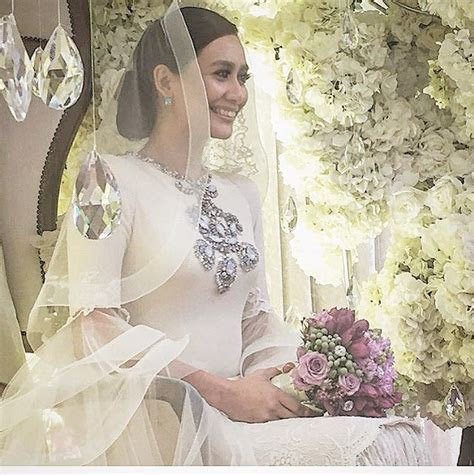 Solemnization I dress by Rizalman Ibrahim   Bridal