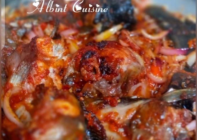 Recipe: Tasty Onion fish sauce