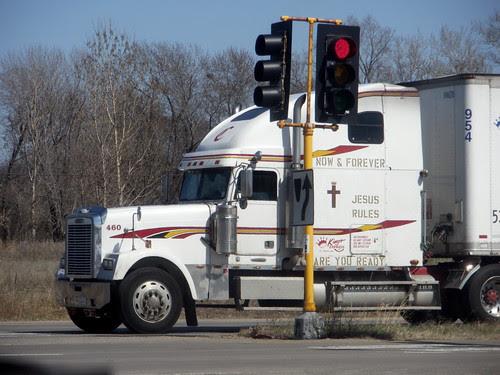 photo of truck, truckin 4 Jesus