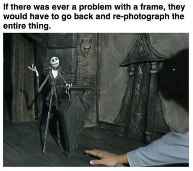 Interesting Facts About the Movie: 'The Nightmare before Christmas ...
