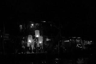Amphawa - Family lantern