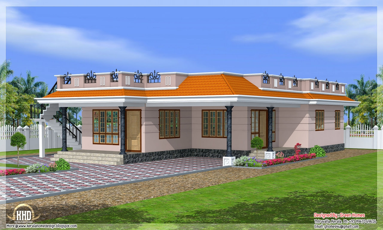Single Story Exterior House Designs One Story House Exteriors, one storey home design