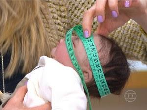 bemestar_microcefalia (Foto: TV Globo)