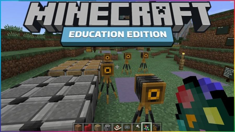 Minecraft Education Edition Element - Gambleh g