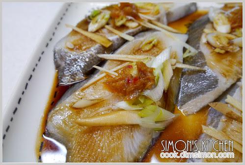 XO醬清蒸鱈魚06