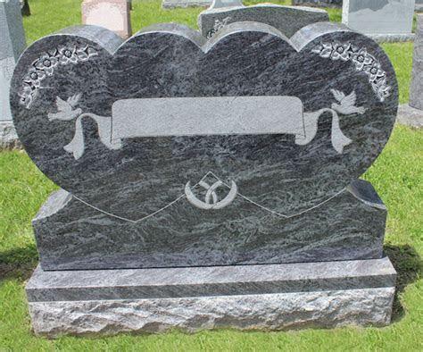 Double Memorials   Weidner Memorials