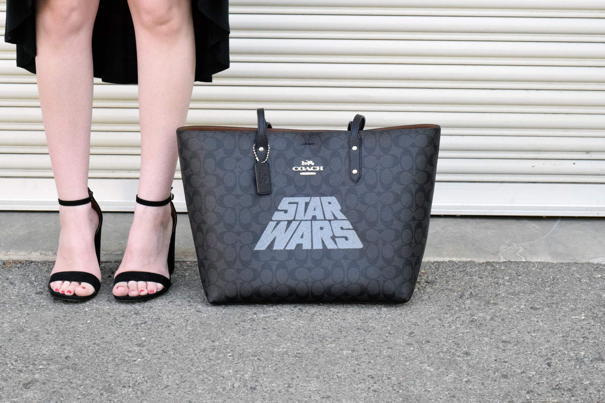 Star Wars x COACH | Anakin and His Angel