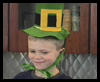 Top Your Leprechaun with Homemade Hat
