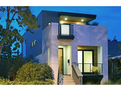 modern concrete house plans modern house plan