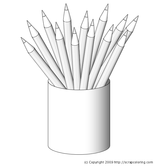 crayola coloring pages pencil coloring pages free coloring pages 9