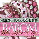 ribbon,grosgrain,scrapbooking
