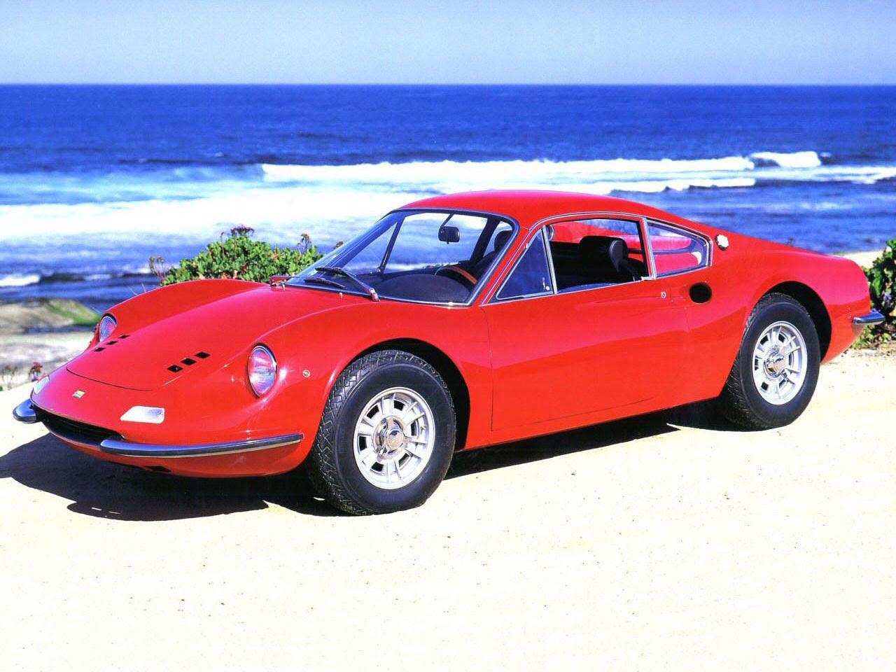 1966 Dino 206 GT | Ferrari | SuperCars.net