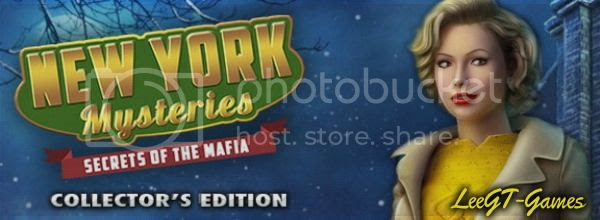 New York Mysteries: Secrets of the Mafia CE [FINAL]
