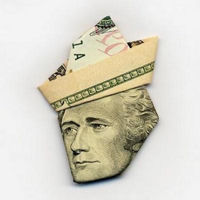 Seni Melipat Uang Dari Seluruh Negara
