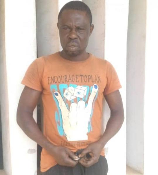 Shocking as a 45-Year-Old Man Rapes & Impregnates 19-Year-Old Daughter In Ogun