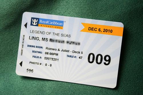 Seapass card