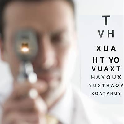 写真:視覚問題