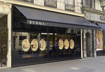 Burma Jewelry Boutique Store Design - Commercial Interior Design ...
