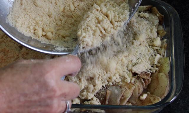 Crumble de Manzana 072