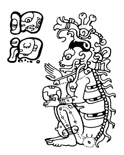 skeletal figure