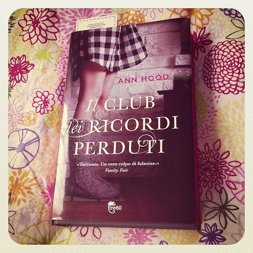 My reading:) La mia lettura:)