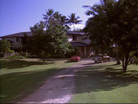 casa di Magnum P.I.