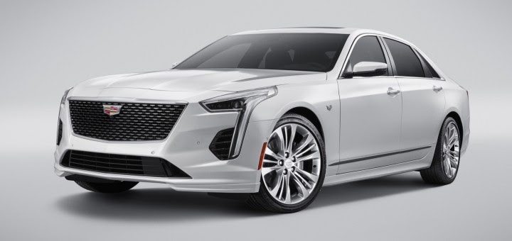 2020 Cadillac CT6 Drops 3.0 Twin-Turbo V6 | GM Authority