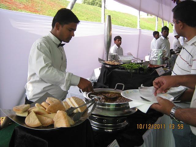 Punjabi  food at  Kolte-Patil Life Republic, Marunji - Hinjewadi, Pune 411 057