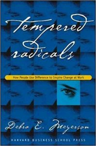 Cover of Tempered Radicals
