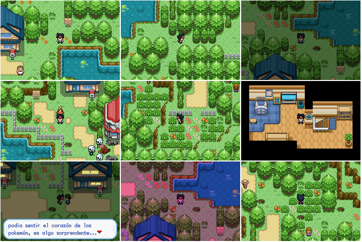 Hack Rom: Pokemon Pieces of Destiny 08042013 by